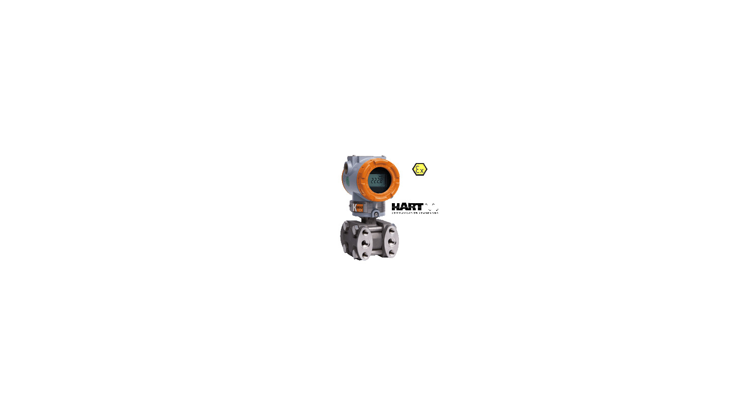 Logo PAD Differential Pressure Transmitter