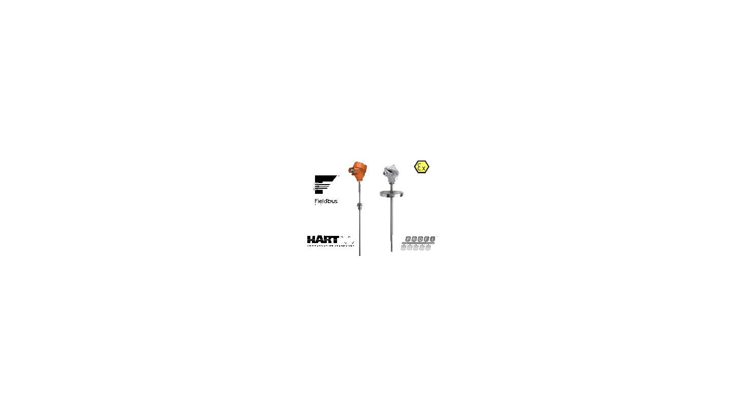 Logo Resistance Thermometers KOBOLD Typ TWL