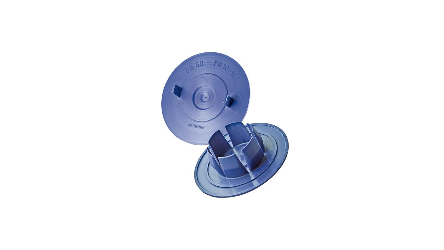 Logo SES 3000 Raised Face Flange Protection Plugs