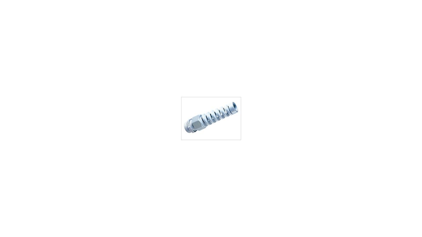 Logo EPN 255 Kabelverschraubung mit Biegeschutz-Spirale