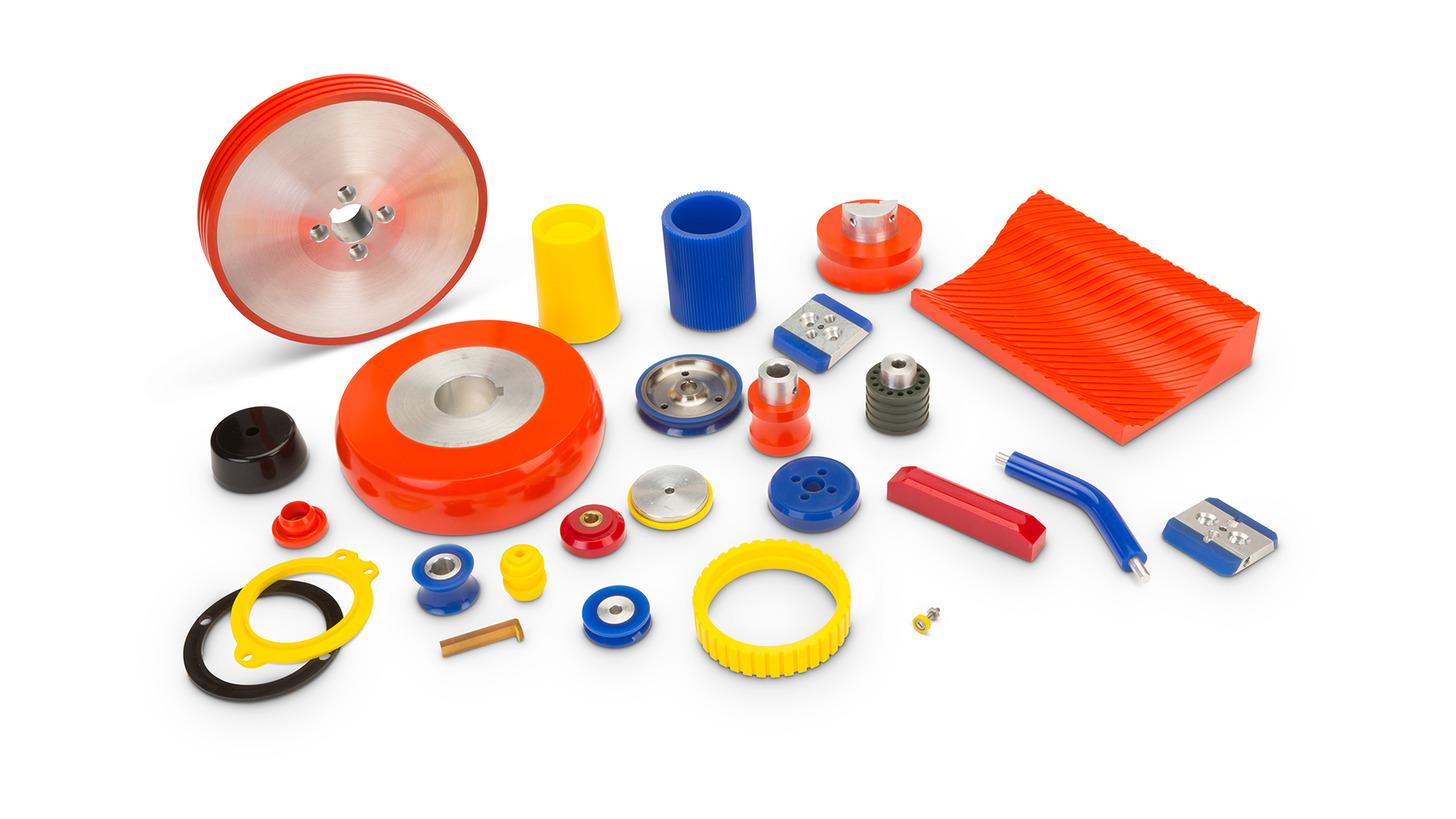 Logo Custom polyurethane products