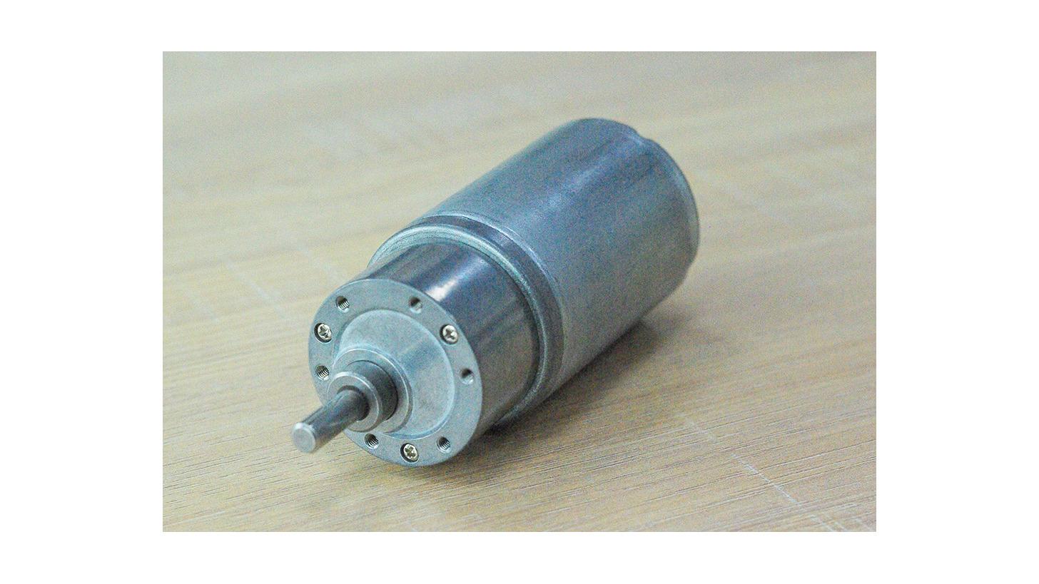 Logo Gearbox brushless DC motor