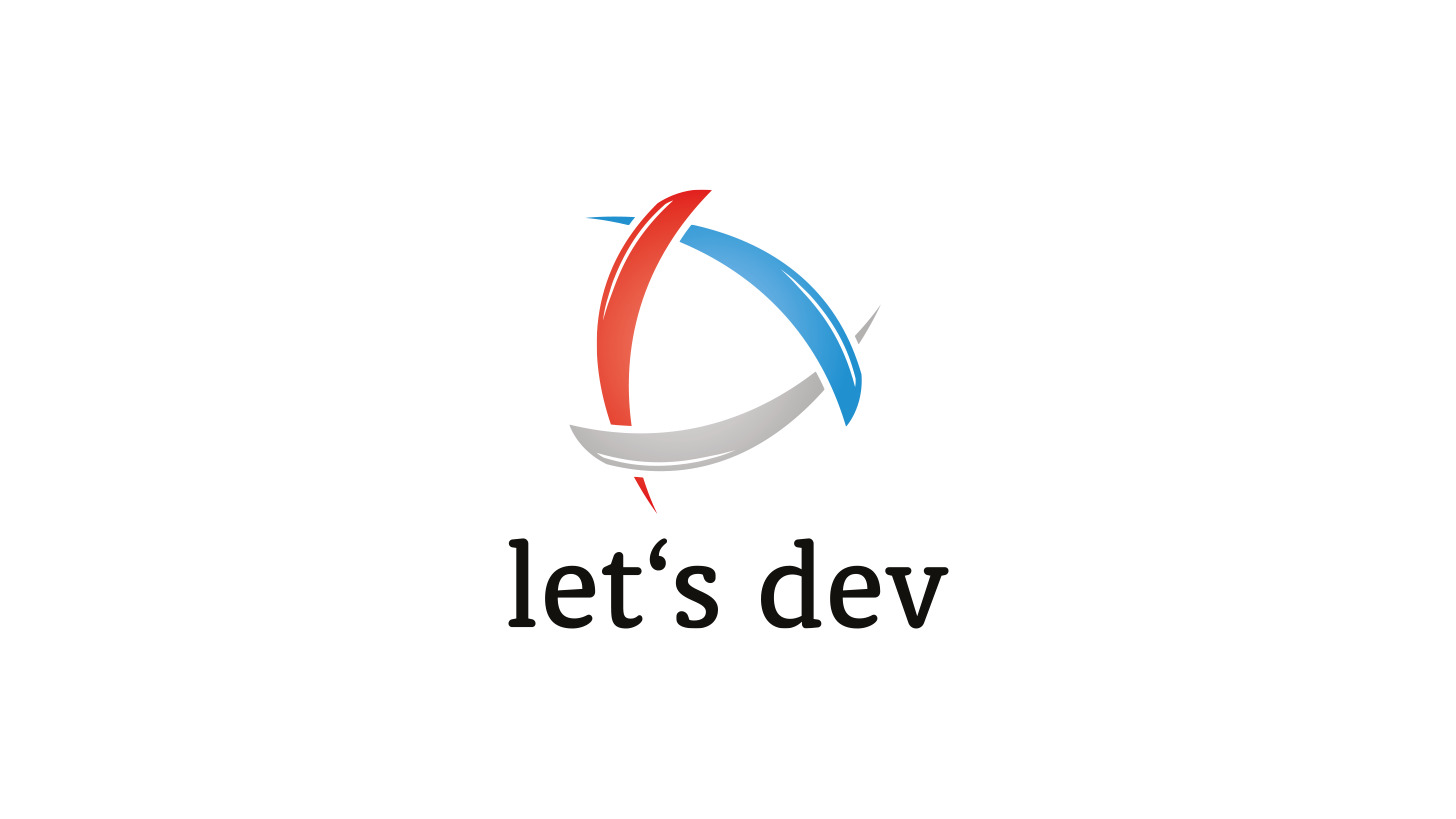 Logo let's dev