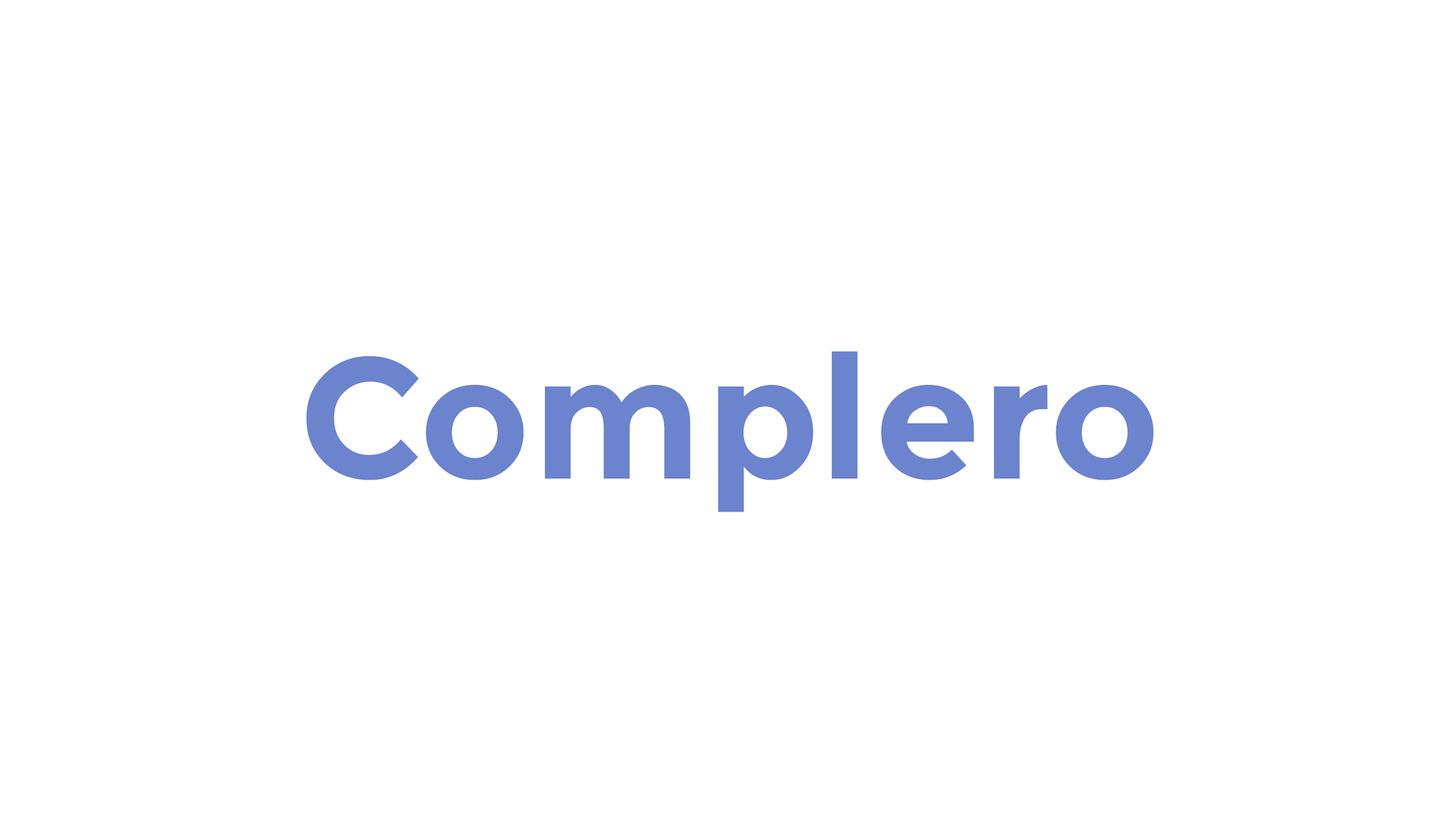 Logo Complero