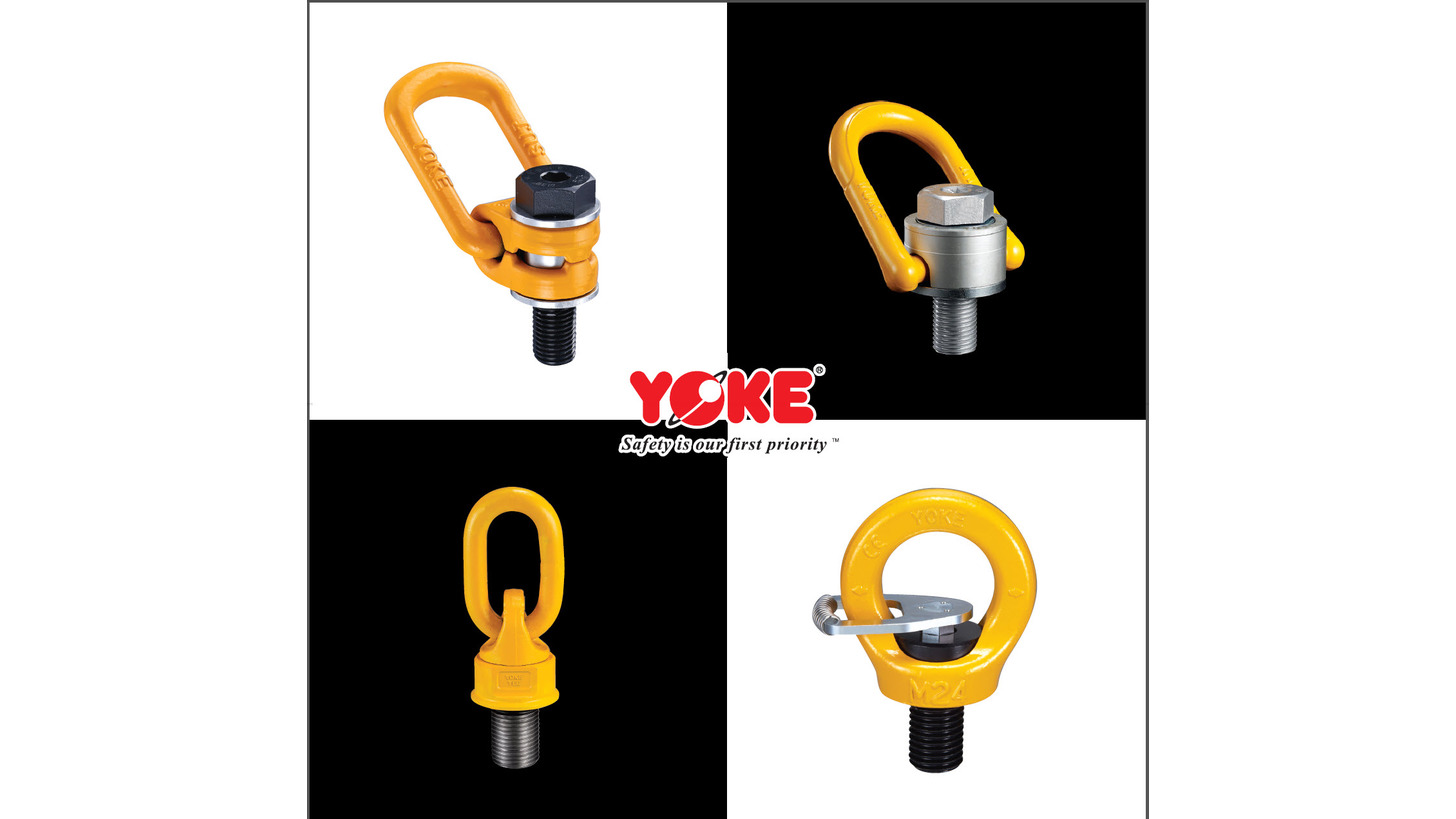 Logo YOKE Lifting Points