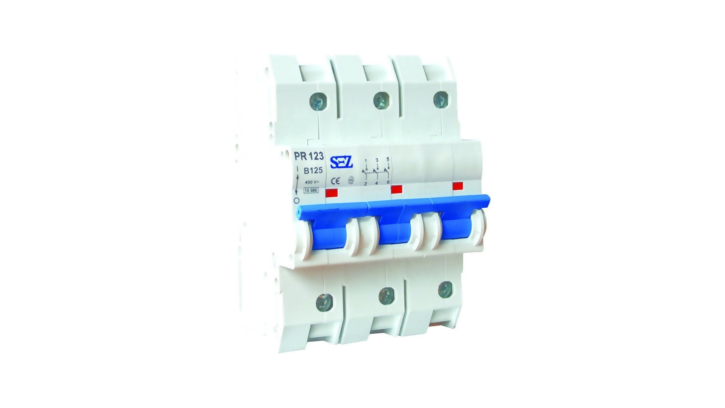 Logo Miniature Circuit Breakers PR 120