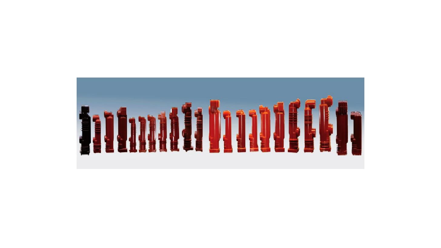 Logo Embedded Pole