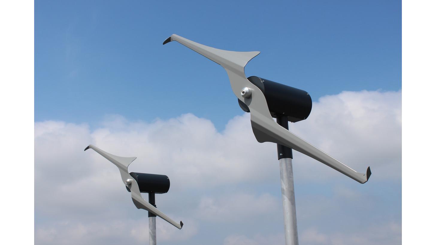 Logo Mikrowindkraftanlage SkyWind NG