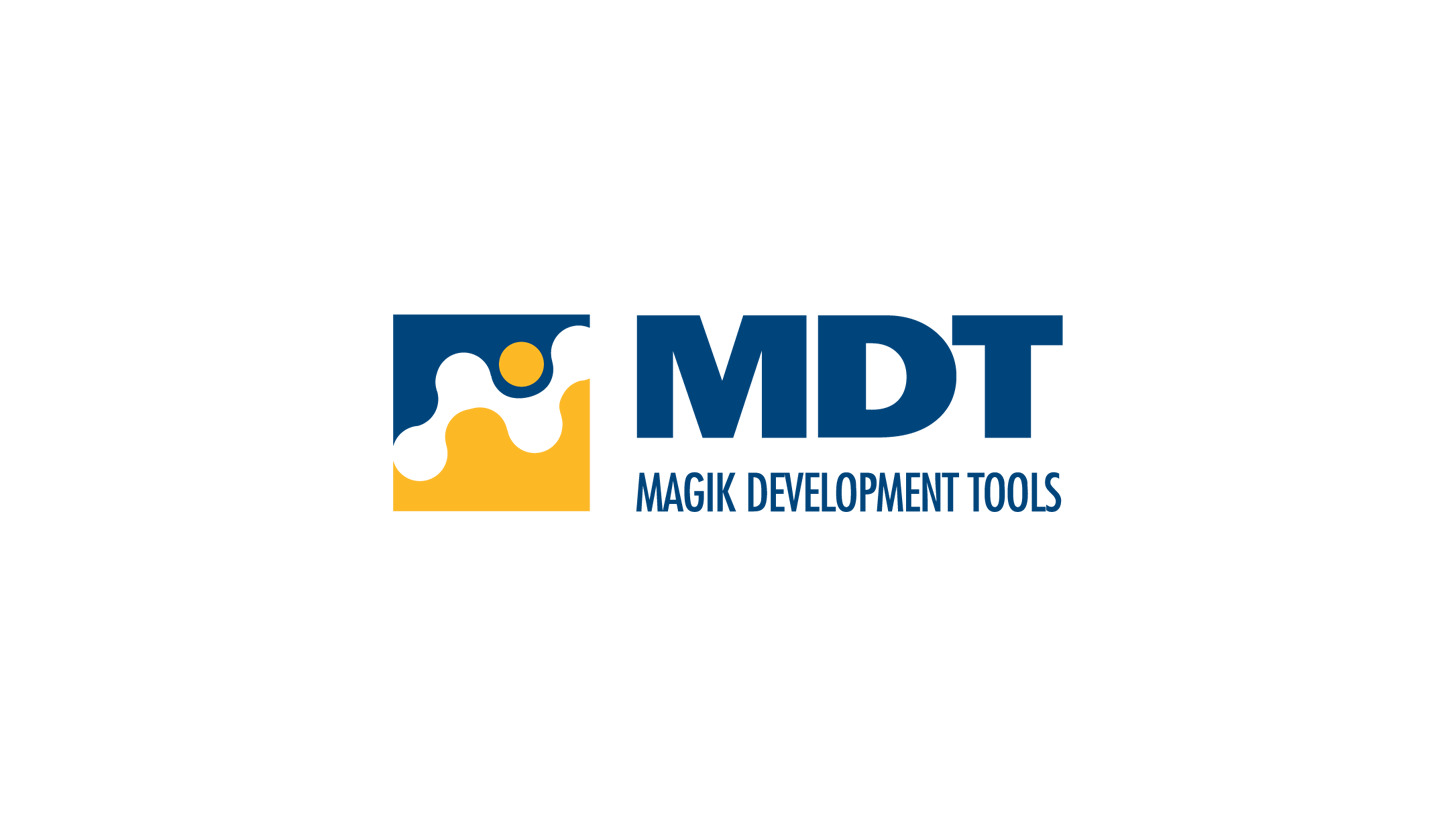 Logo MDT Magik Development Tools