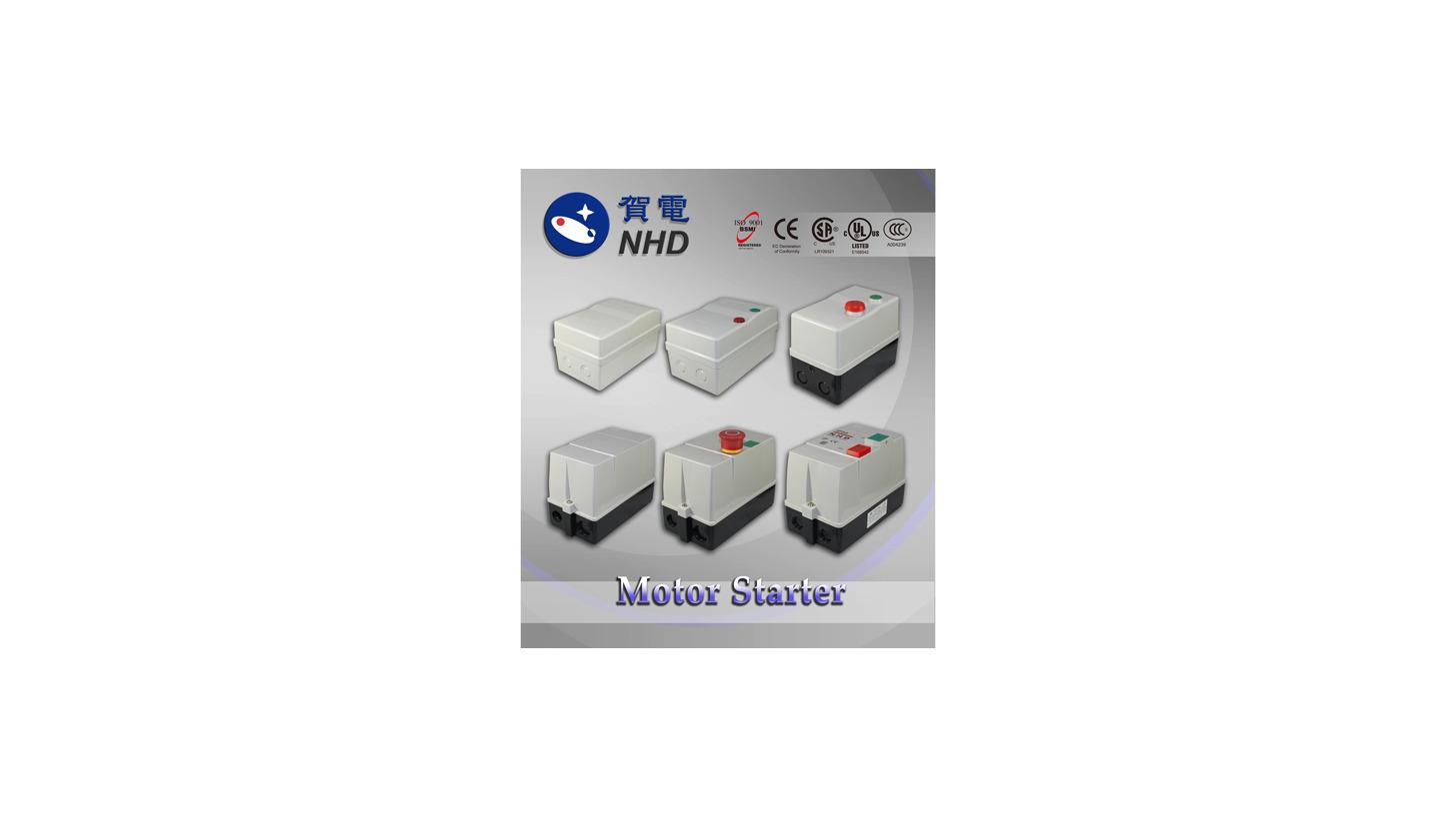 Logo Motor Starter