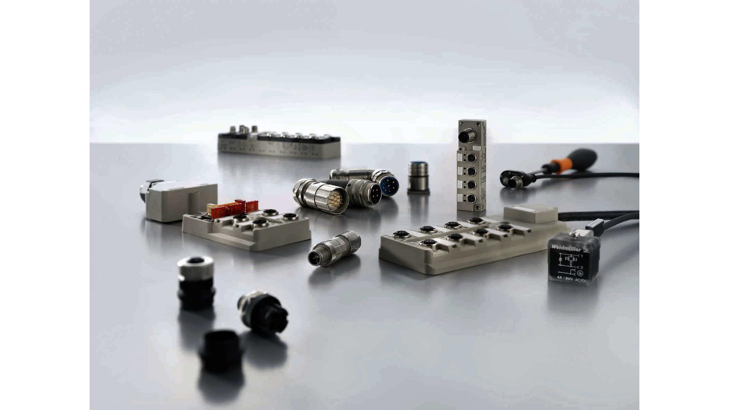 Logo Sensor-actuator interfaces, cables