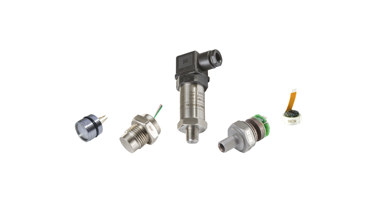 Logo Pressure Sensors and Transmitters
