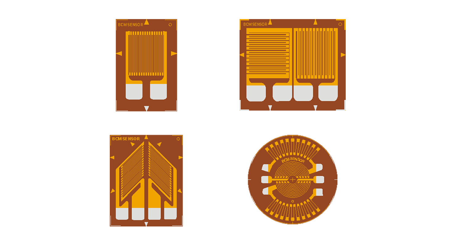 Logo Strain Gauges