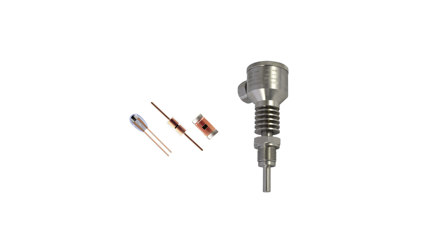 Logo Temperature Sensors and Transmitters