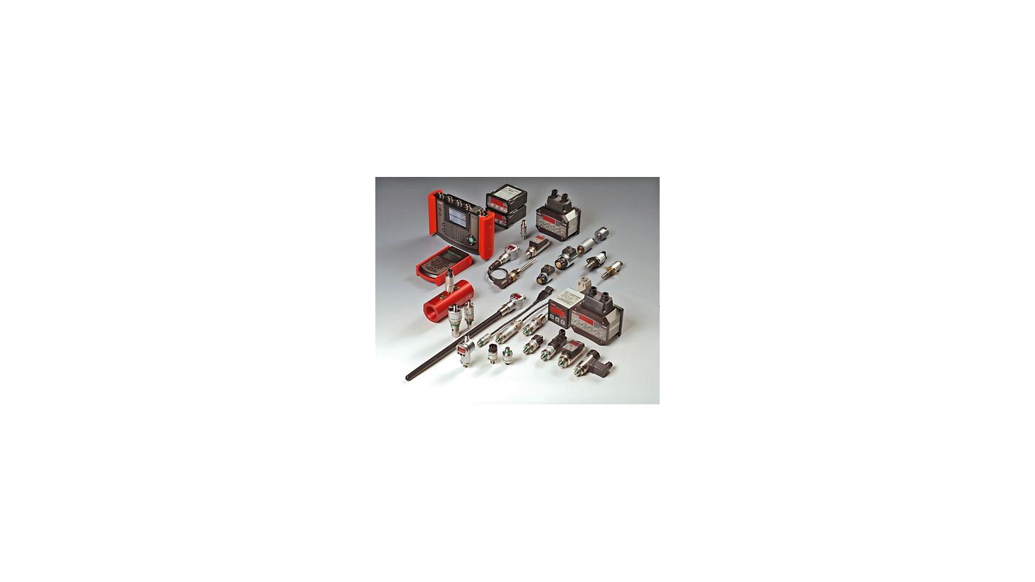 Logo Messtechnik für Hydraulik und Pneumatik