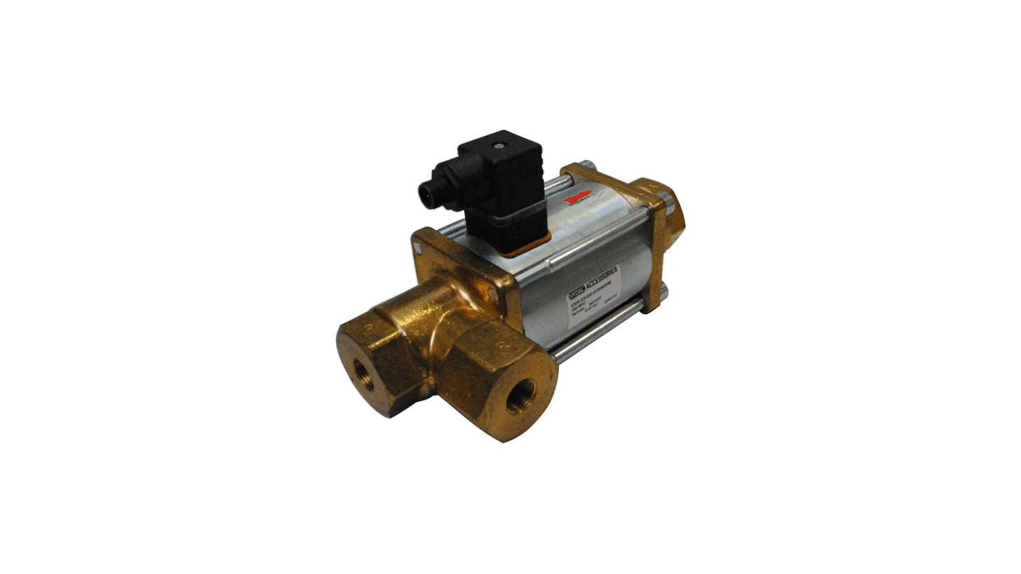 Logo Coaxial Valve direct acting