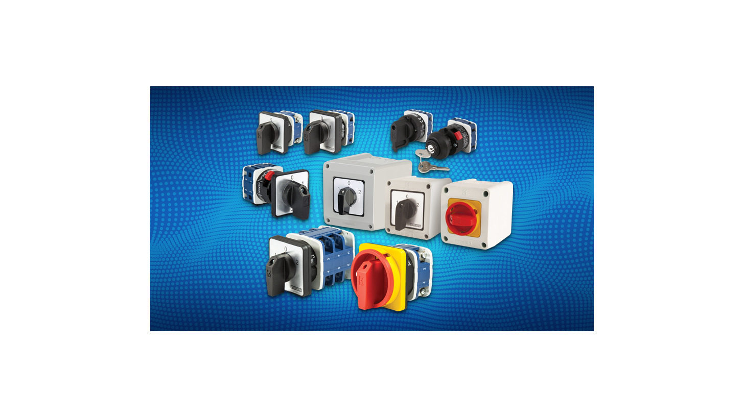 Logo ROTARY CAM SWITCHES