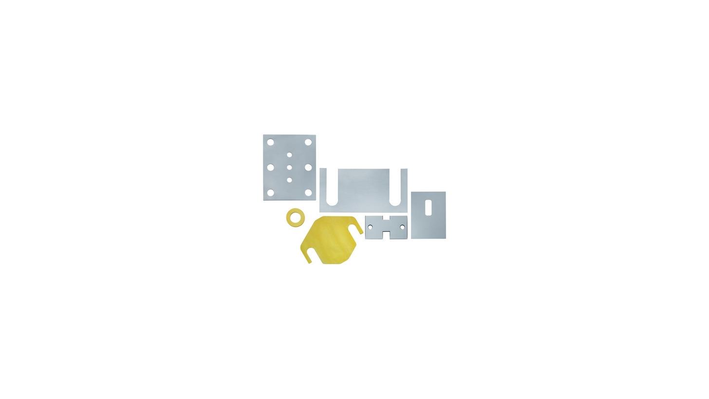 Logo M-Tech®S Massive Zwischenlagen - Distanzscheiben