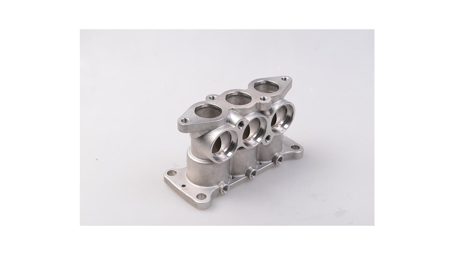 Logo Silica Sol Investment casting parts