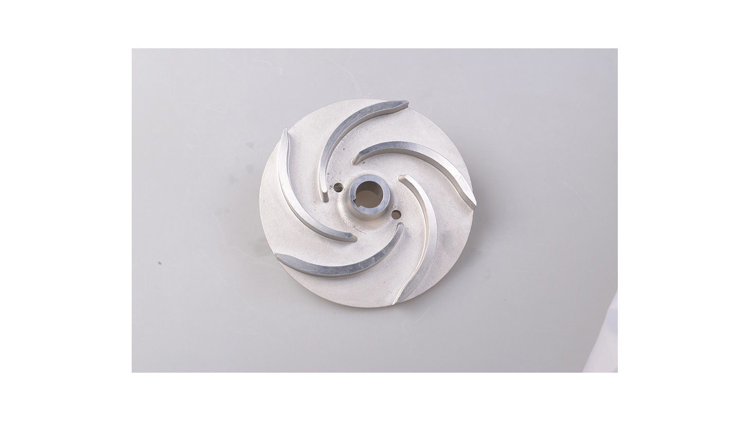 Logo Silica Sol Investment casting parts