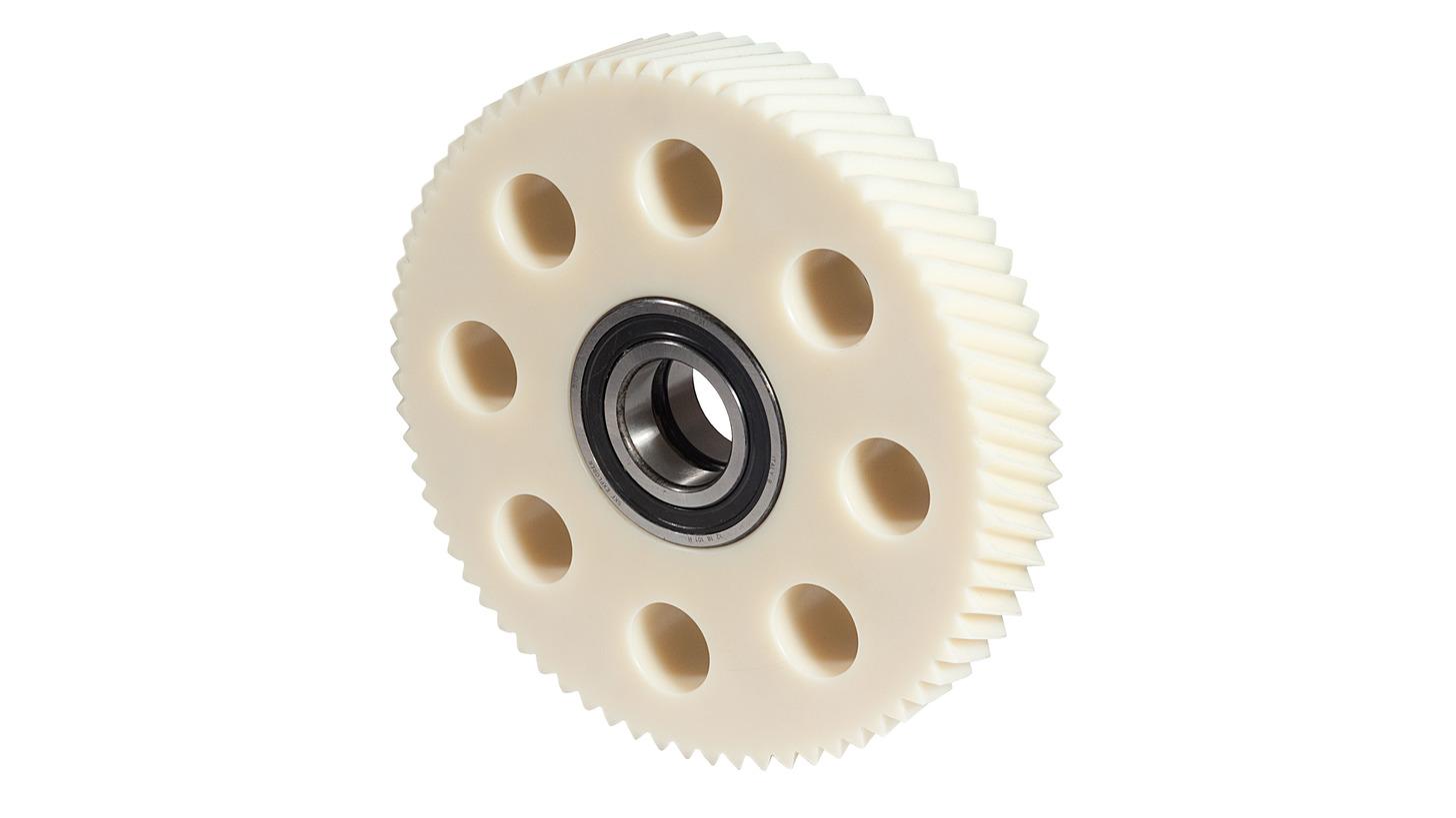 Logo Zahnräder aus Lauramid®