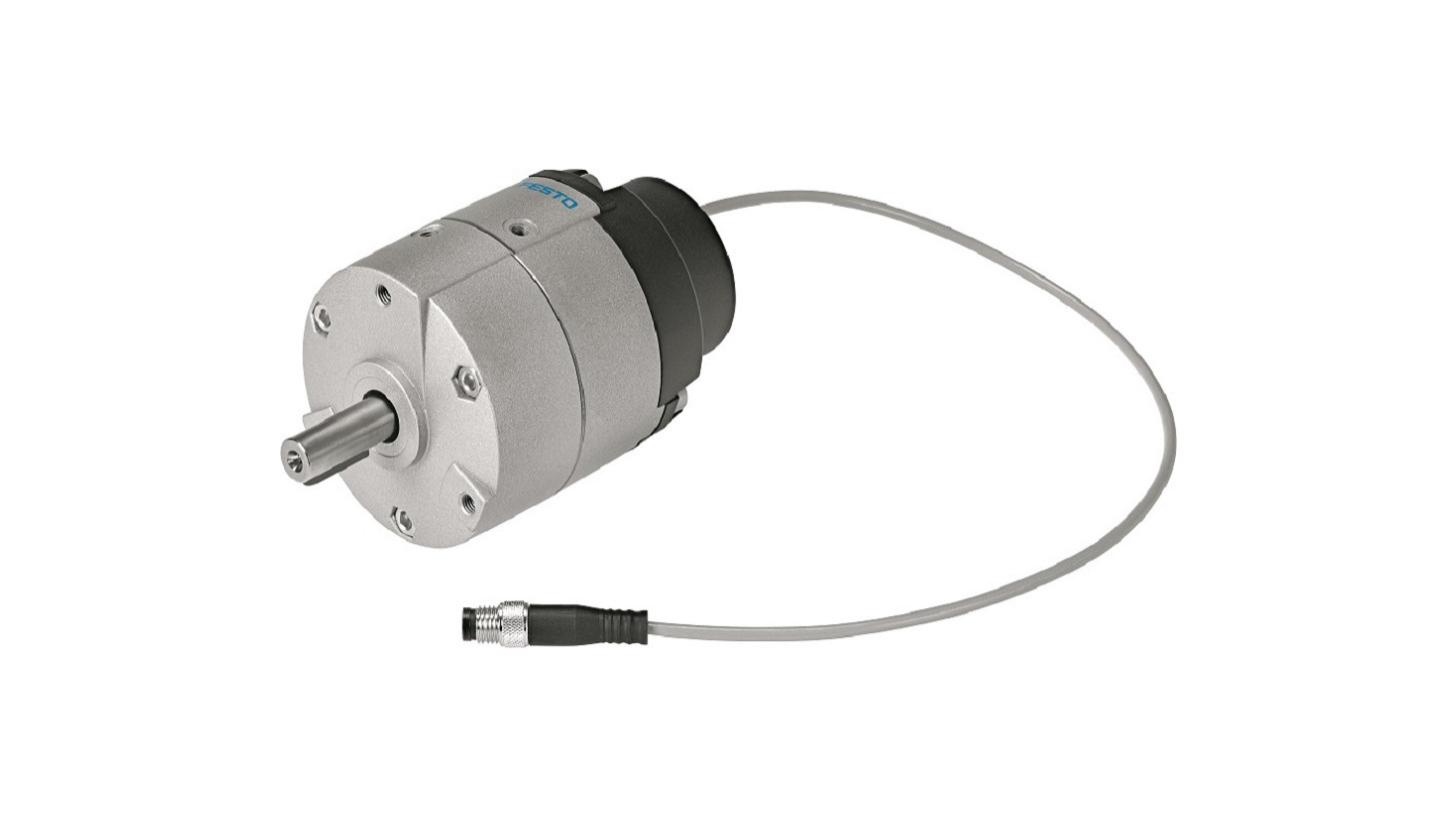 Logo Pneumatic drives and actuators