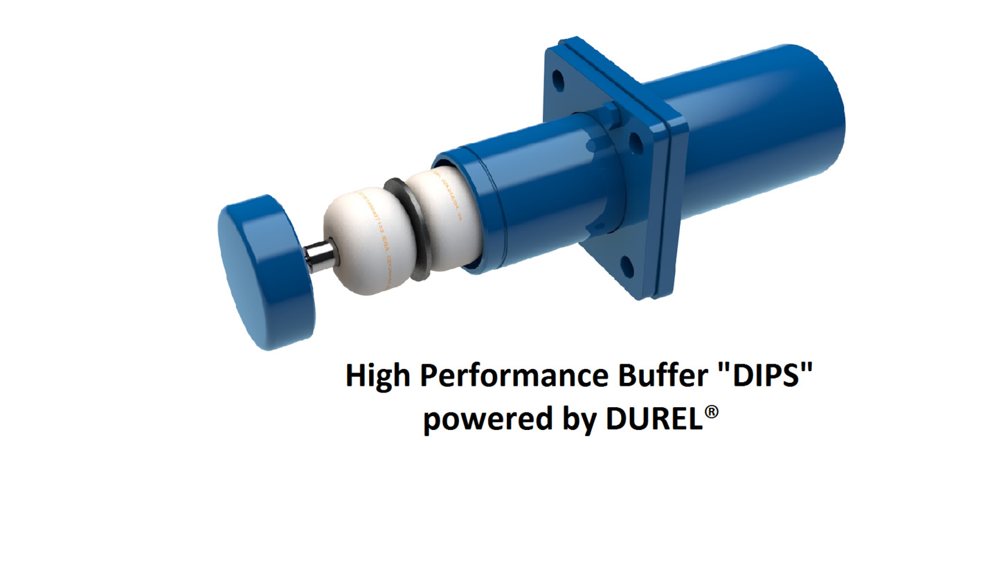 Logo DUREL Polymer Spring Systems
