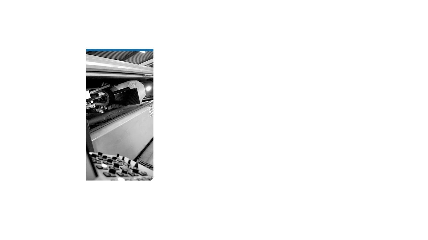 Logo Stanzen, Laserschneiden und biegen