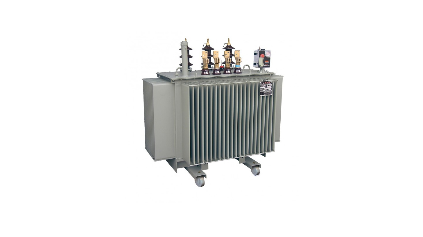 Logo Liquid immersed distribution transformer TTO