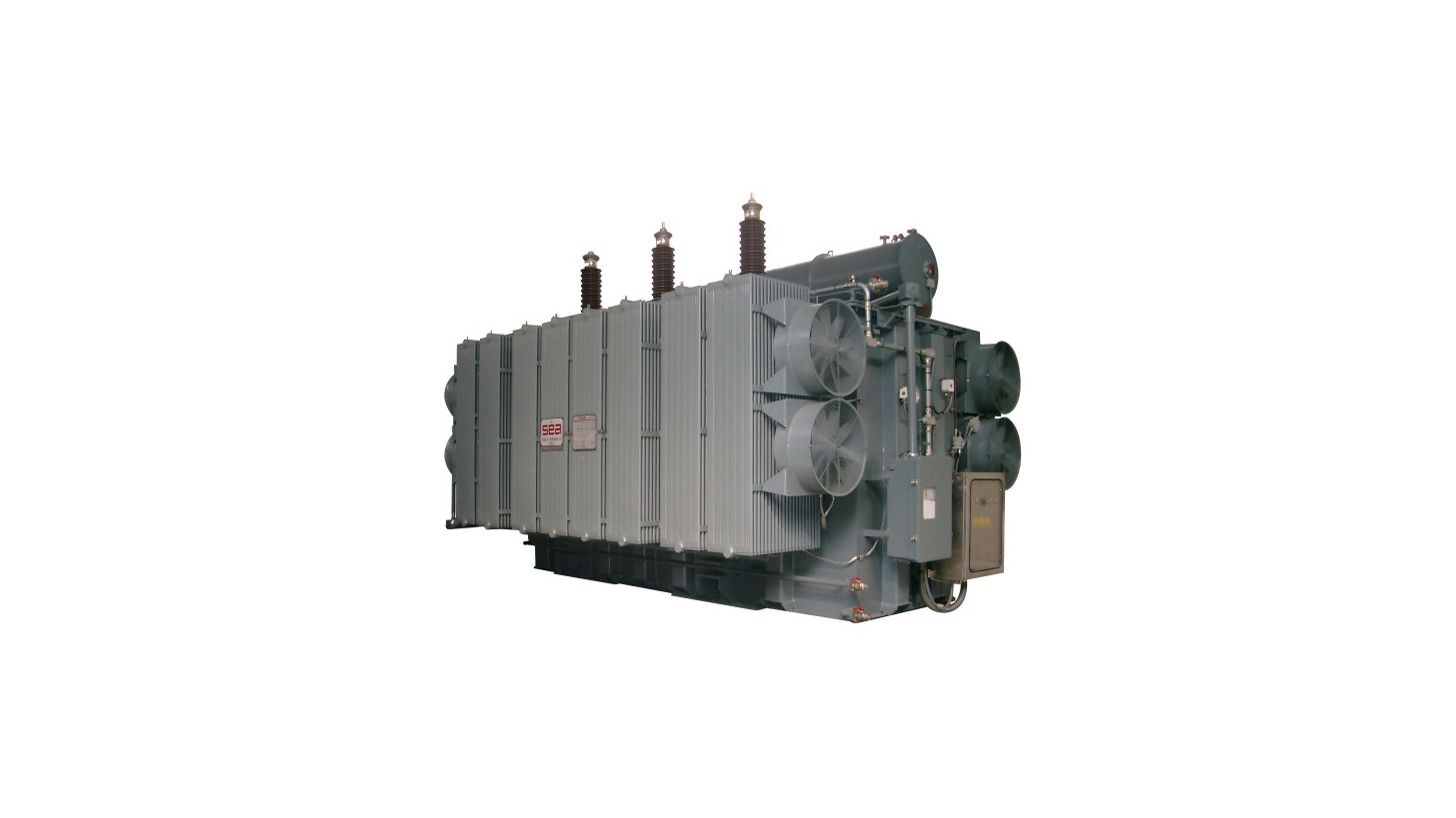Logo Liquid immersed power transformers OTN
