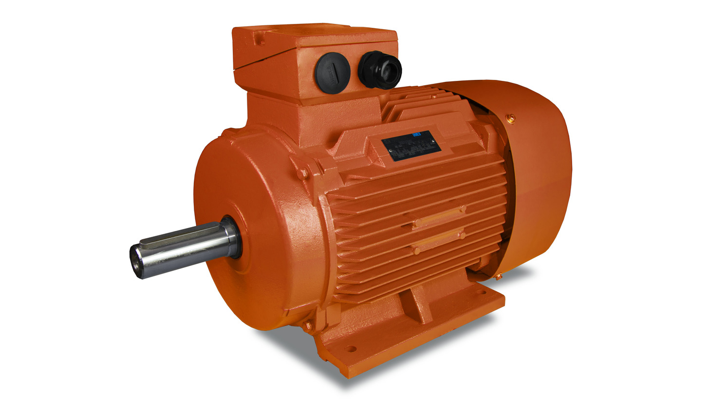 Logo Electric Motors