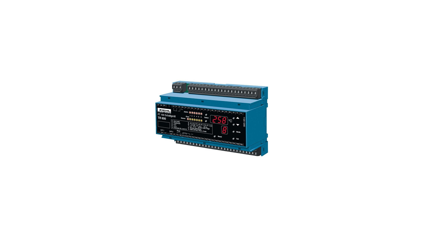 Logo Pt 100-Temperature-Relay TR400 and TR600