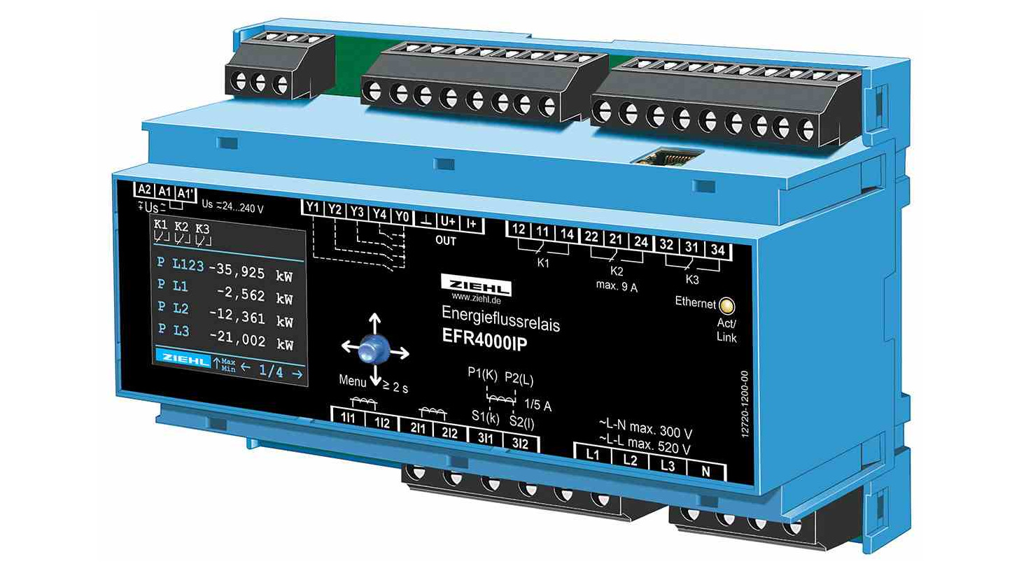 Logo Relay for Energy Flow EFR4000IP