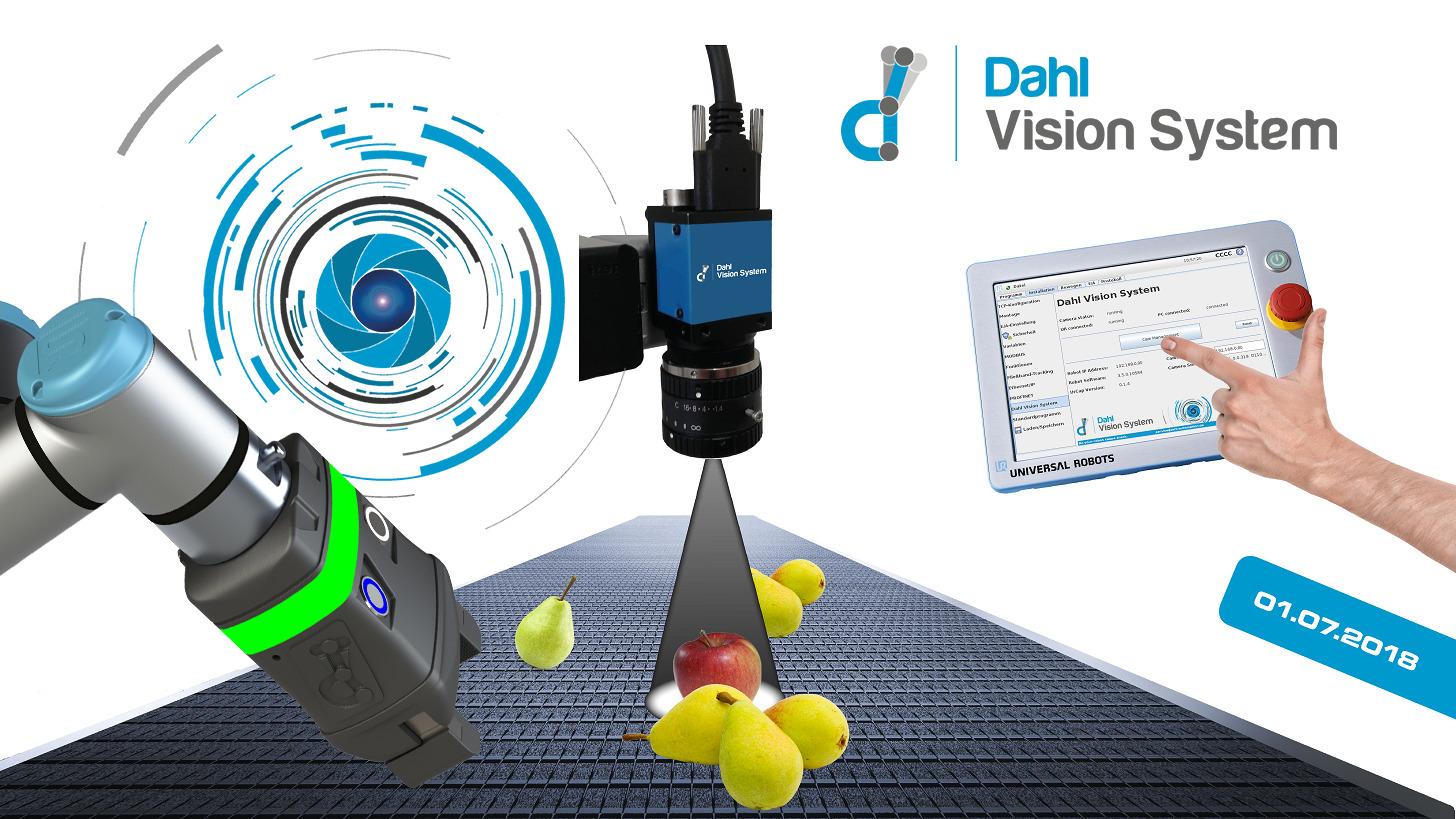 Logo Dahl Vision System Static DV-S
