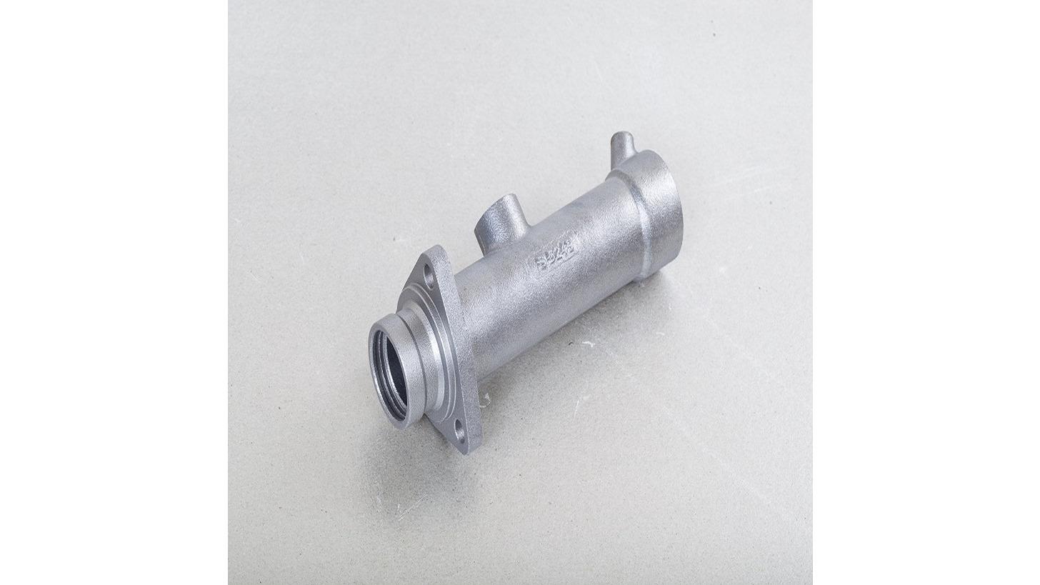 Logo brake master cylinder