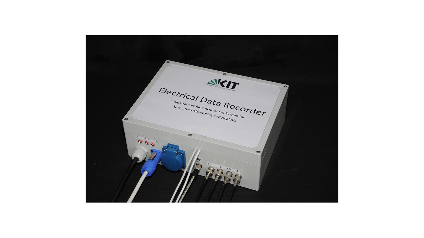 Logo EDR - Electrical Data Recorder