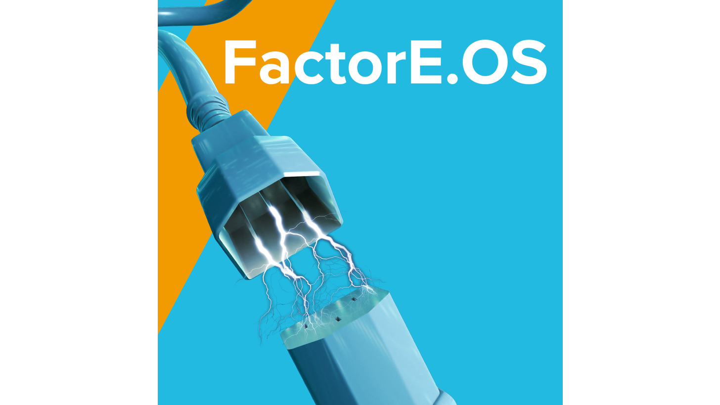 Logo FactorE.OS