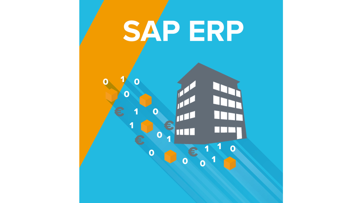 Logo SAP ERP - Enterprise Resource Planning