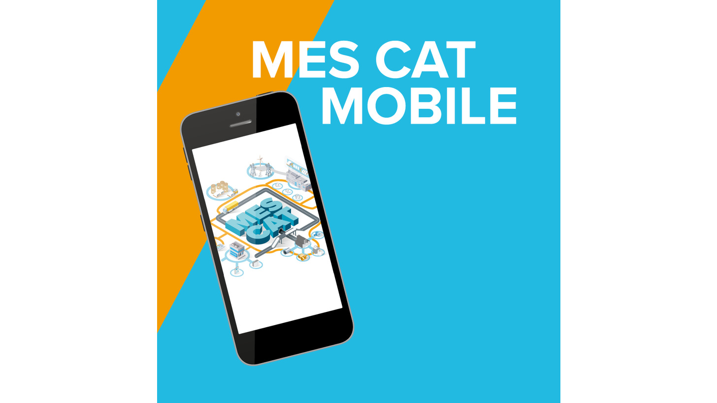 Logo MES CAT-Analytics mobile