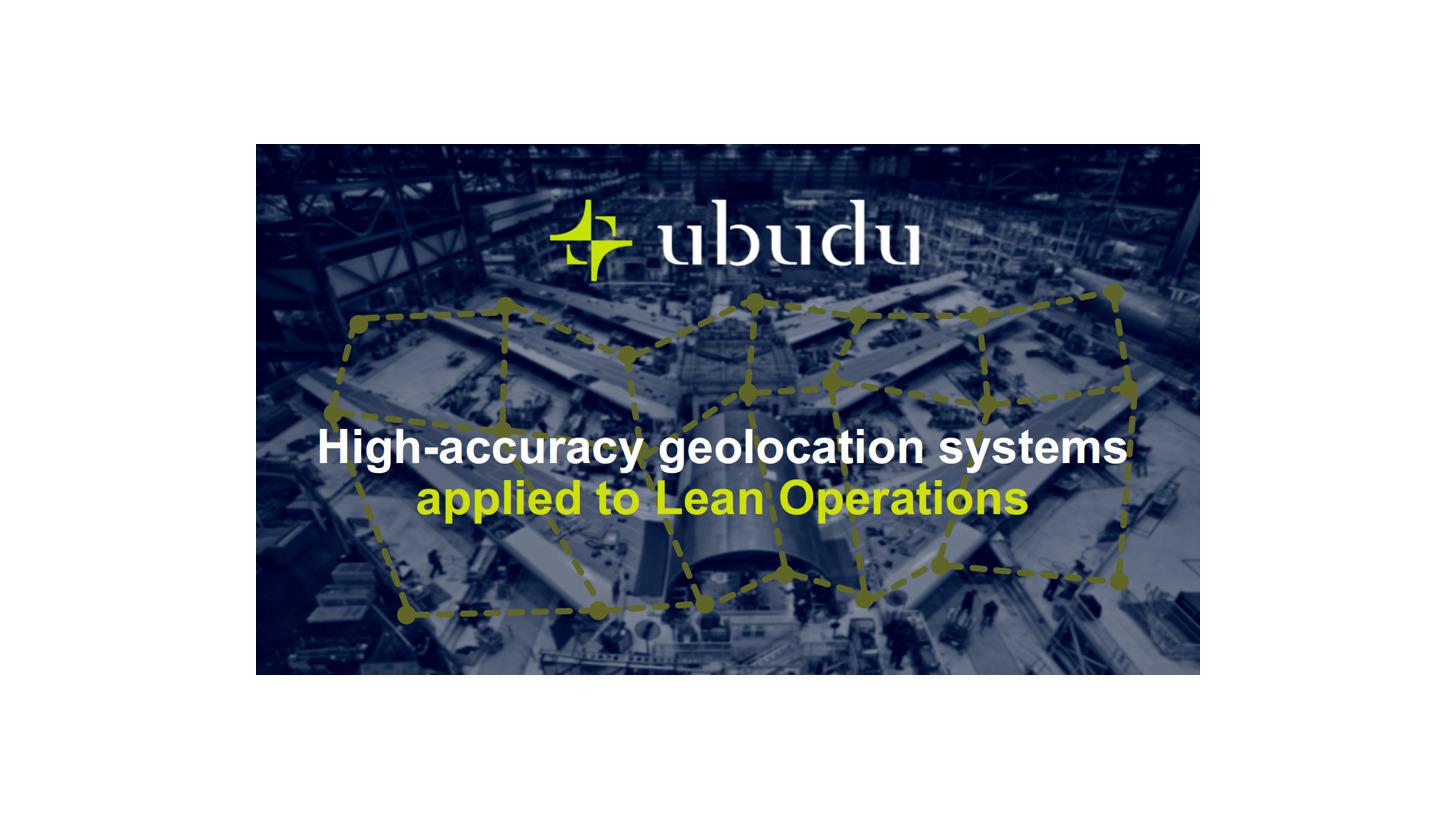 Logo Ubudu Lean as a service
