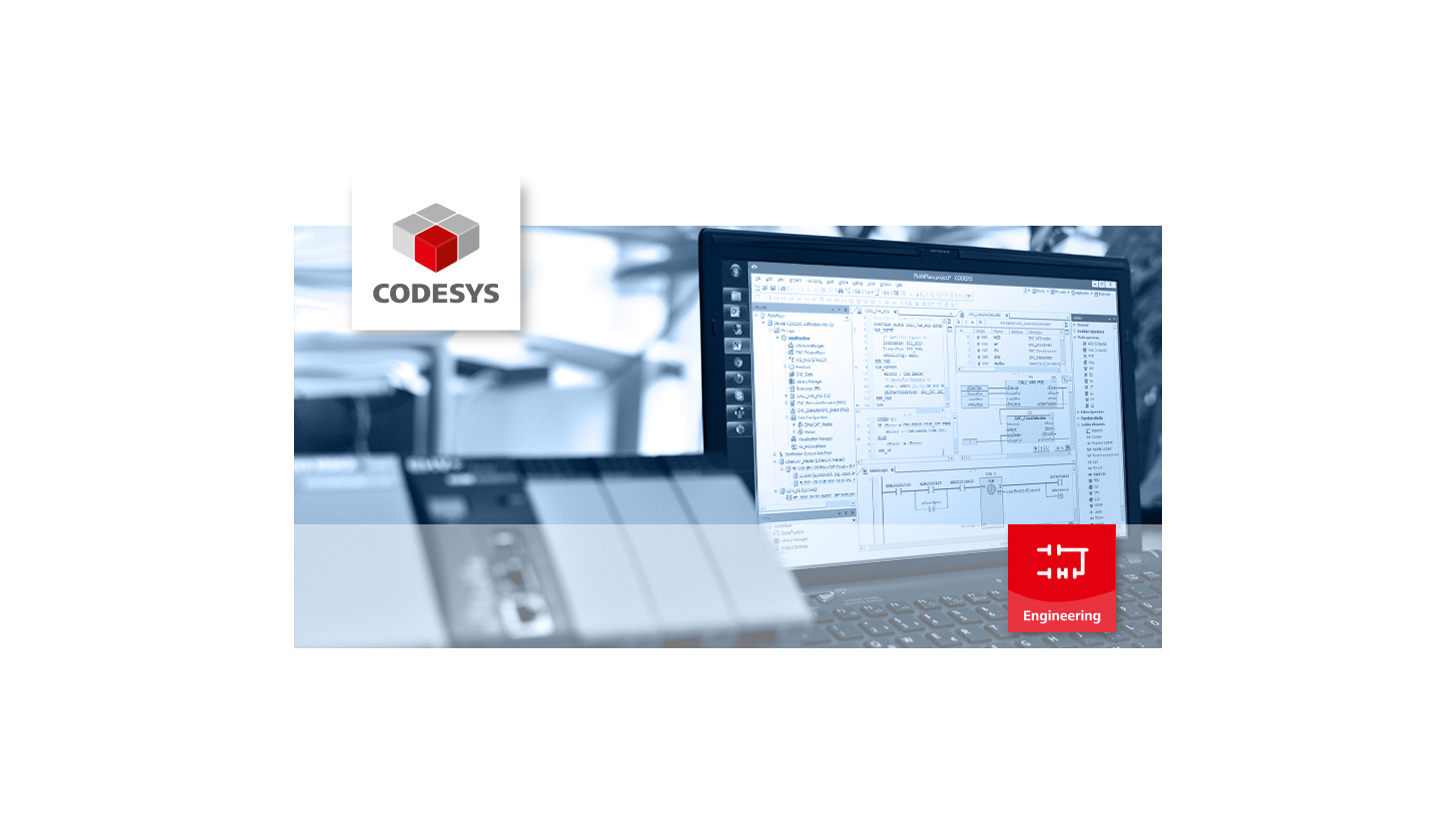 Logo CODESYS Engineering