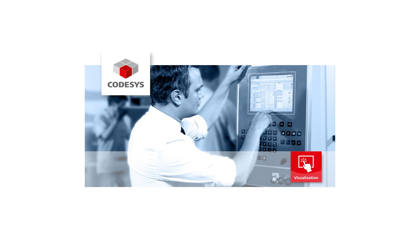 Logo CODESYS Visualization
