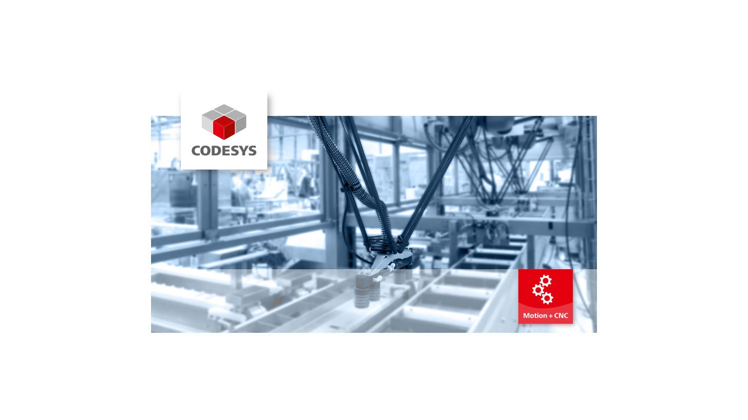 Logo CODESYS Motion + CNC
