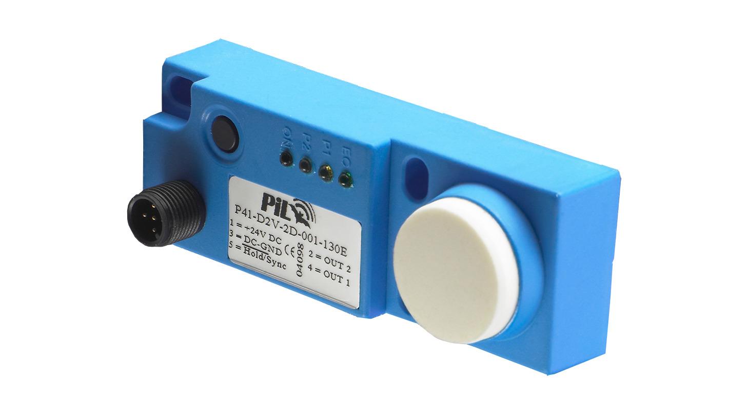 Logo Ultrasonic sensor P41 series