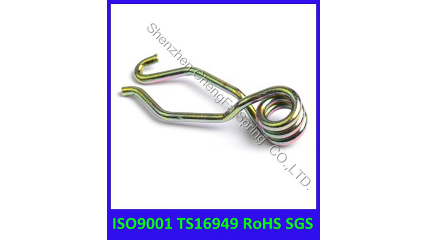Logo nameled wire forming air coil