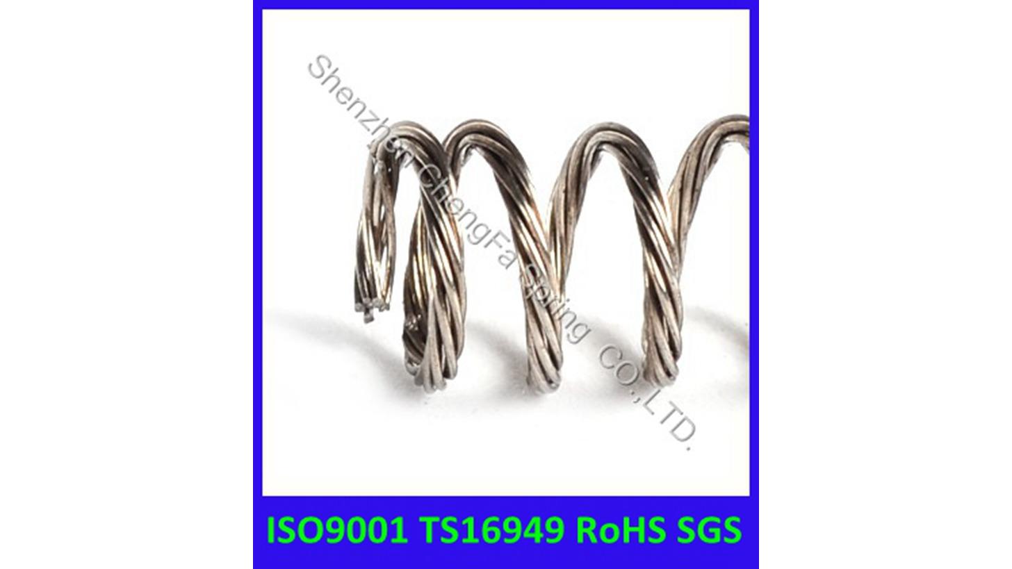 Logo high quality Multi-wire Compression Spri