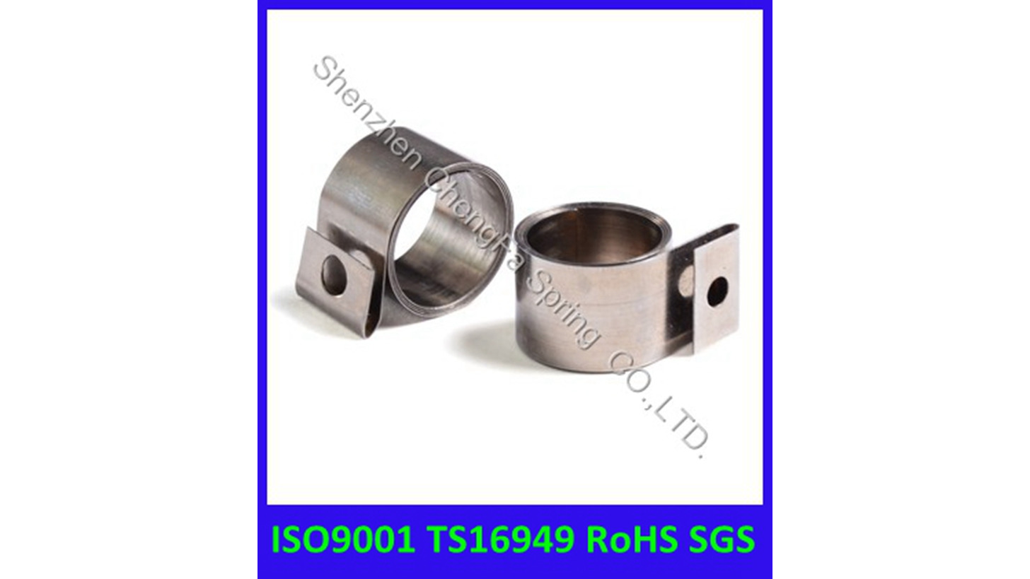 Logo Constant force spring stainless steel 30