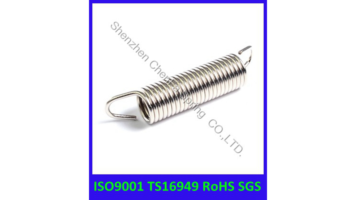 Logo high quality stainless steel tension Spr
