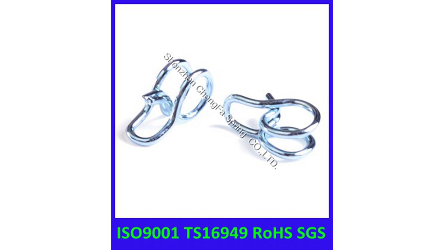 Logo metal hose clips