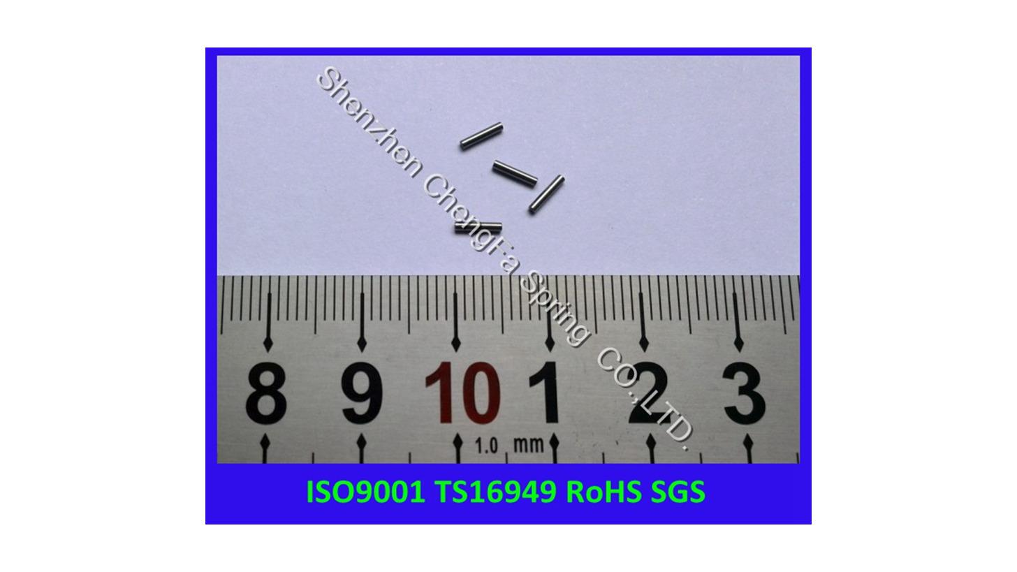 Logo micro pin micro rod